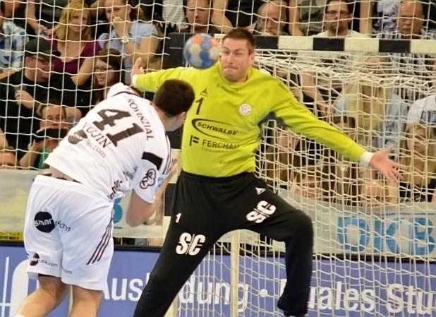 Carsten Lichtlein hatte eine starke erste Halbzeit