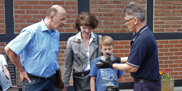 Photo of Internationaler Museumstag im BPW-Museum Achse, Rad und Wagen