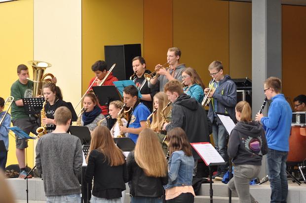 "Photo of ""Baustelle ATG"": Schulfest am Aggertal-Gymnasium"