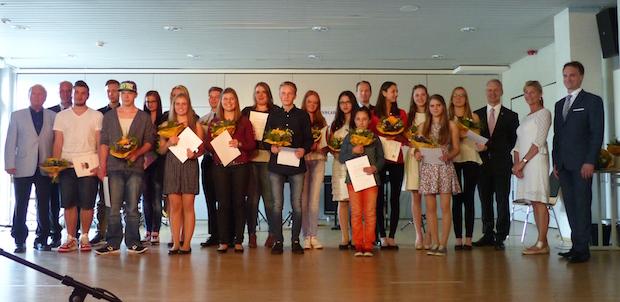 Photo of Vergabe des Lindlarer Schülerpreises würdigt Leistung und soziales Engagement