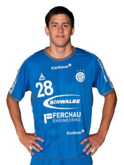 Srdjan Predragovic - Foto: VfL Handball Gummersbach GmbH