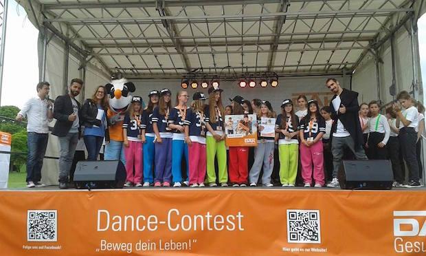 Photo of Funky Girls aus Engelskirchen tanzen sich auf Platz 2 beim Halbfinale des DAK Dance Contests