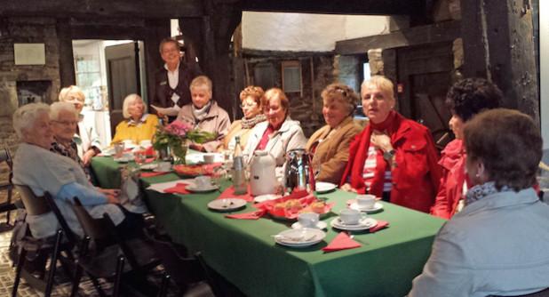 Das Erzählcafé im historischen Bauernhaus Dahl wendet sich an die Generation 60+ (Foto: Museum Haus Dahl).