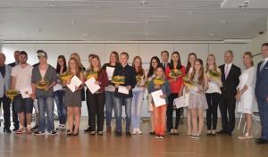 Holz-Richter ist Sponsor des Schülerpreises 2015