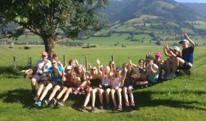 """Gruppenhelfer werden im """"Fun- und Actioncamp"""""""
