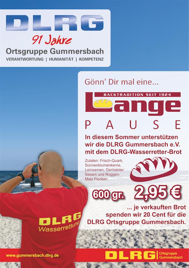 Plakat: Holger Sturm (Geschäftsführer sturmzeit, agentur für marketing und kommunikation und Stellv. Leiter Verbandskommunikation der DLRG auf Bundesebene)