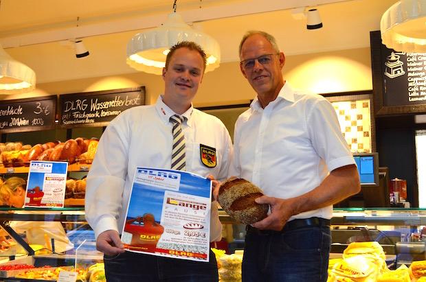 """Photo of Sommer-Aktion 2015: """"DLRG Wasserretter-Brot"""" – Verkaufsstart"""