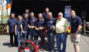 Schlagkraft erhöht – Feuerwehr Drabenderhöhe ergänzt Ausrüstung