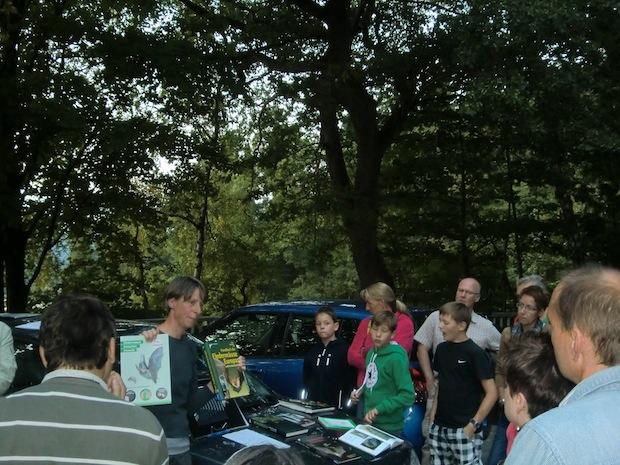 Bild von NABU Oberberg – Fledermaus-Exkursion am Grotenbachteich und an der Aggertalsperre