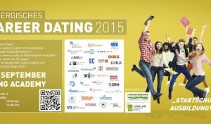 Das 4. Bergische Career Dating