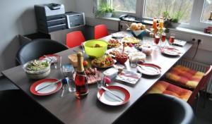 Zweites Unternehmerfrühstück der Gemeinde Lindlar