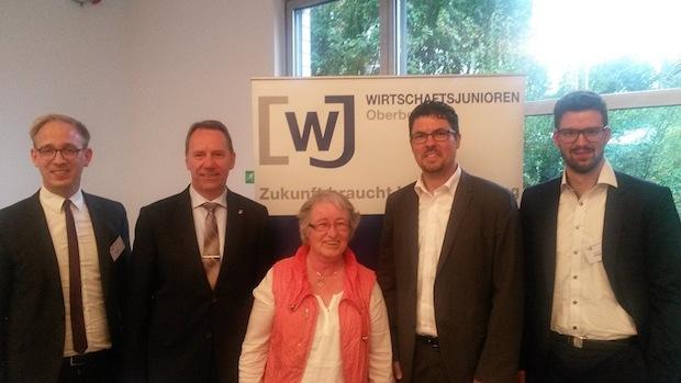 Photo of Fachkräftemangel und Infrastruktur bewegen die Wirtschaftsjunioren Oberberg e.V.