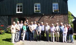 """Besuch der """"Grünen Scheune"""" in Drabenderhöhe"""