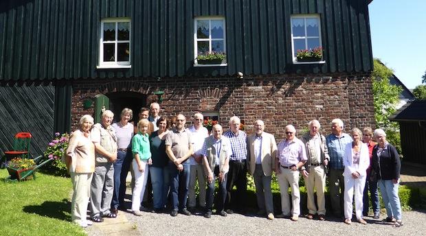 """Photo of Besuch der """"Grünen Scheune"""" in Drabenderhöhe"""