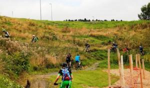 Steil-Bergab e.V. öffnet Cross Country Mountainbike- Strecke vorerst jeden Sonntag !