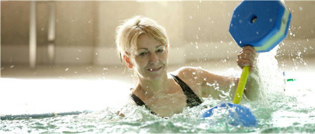 Photo of AQUA FITNESS – Fit und gut gelaunt in den Tag!
