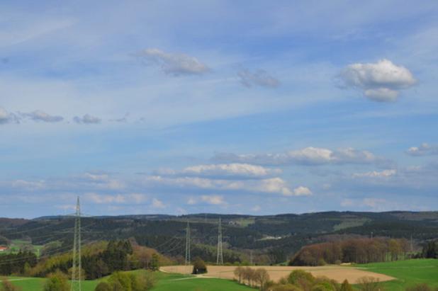 Die schönen Landschaften des Oberbergischen Kreises genießen – Quelle: ARKM Archiv