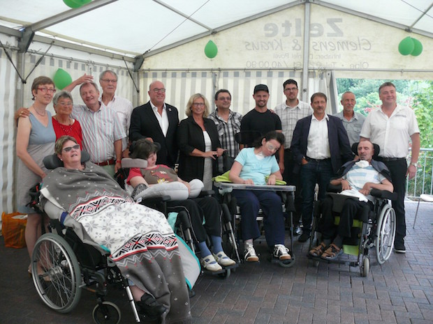 Photo of Viel Lob, Dank und Respekt für 20 Jahre Pionierarbeit mit Menschen im Wachkoma