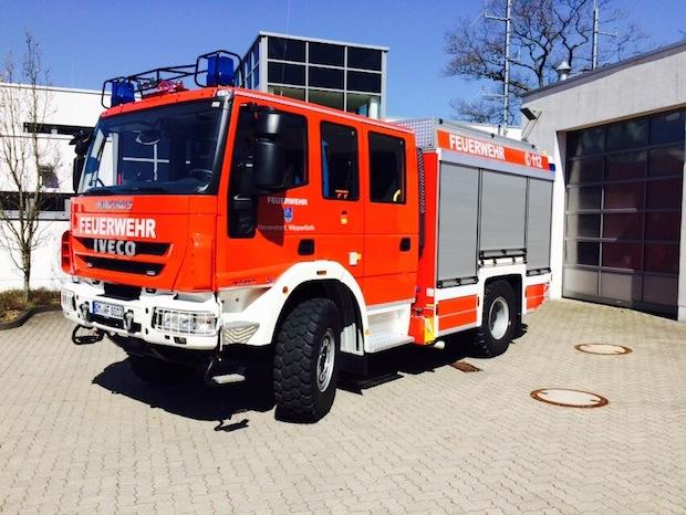 Quelle: Feuerwehr Wipperfürth