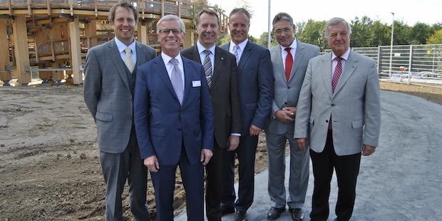 Photo of Feierliche Eröffnung vom Naturerlebnispark Panarbora