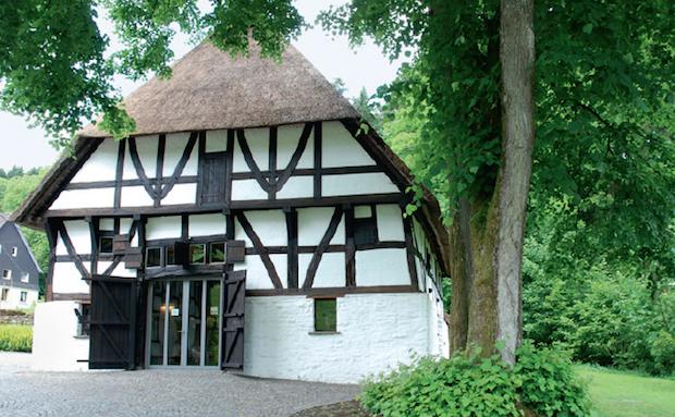 Photo of Erntedank-Andacht im Museum Haus Dahl