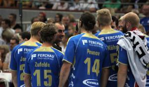 Handball-Bundesliga: VfL Gummersbach mit Unentschieden gegen Leipzig
