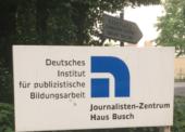 3. Bloggertag im Journalisten-Zentrum in Hagen – ARKM auf dem Podium