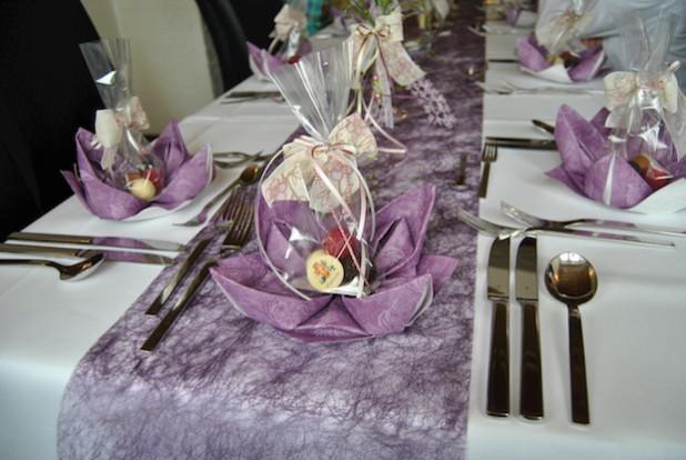 Kreative deko verzaubert den festlich gedeckten tisch for Tischdeko festlich