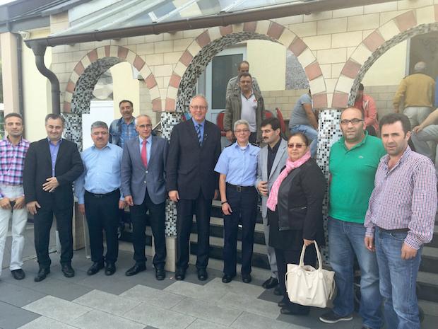 Photo of Oberbergischer Kreis und Engelskirchen zeigen Solidarität mit Moscheegemeinde