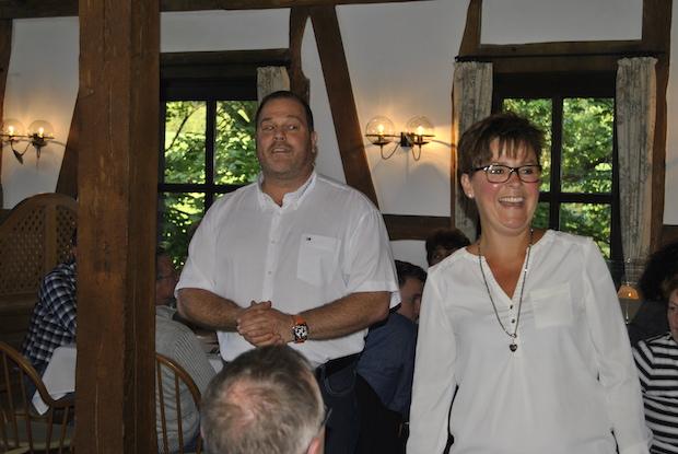 Kai Hollenstein und Sabine Schröter Foto: ARKM/Andrea Kotis