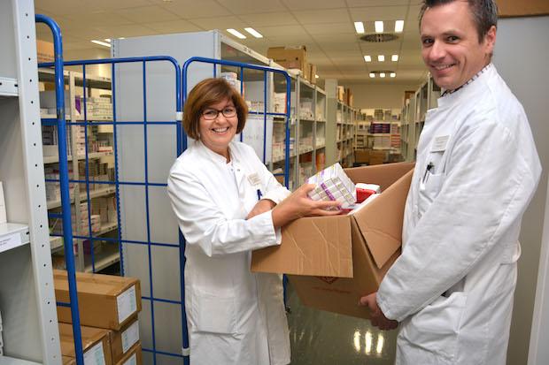 Photo of Medikamente und Verbandsmaterial für Opfer von Hurrikan
