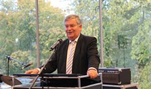 Feierliche Verabschiedung von Landrat Hagen Jobi
