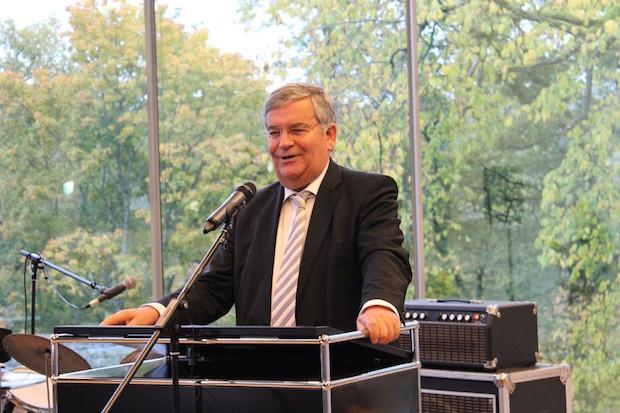 Photo of Feierliche Verabschiedung von Landrat Hagen Jobi