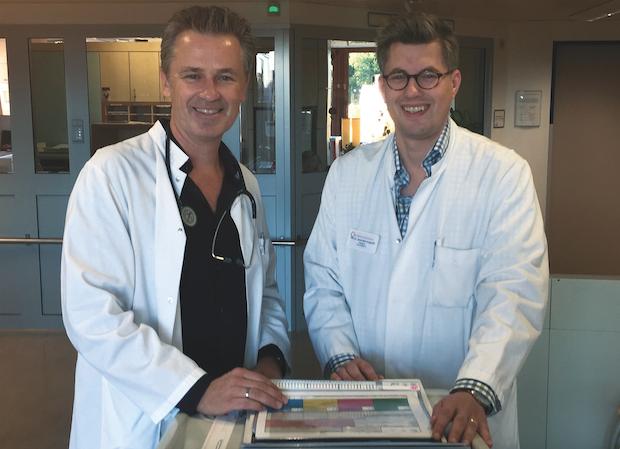 Photo of Fernseh-Arzt zu Gast im Kreiskrankenhaus Gummersbach