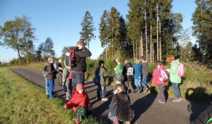 Wandertag der Gemeinschaftsgrundschule Eckenhagen