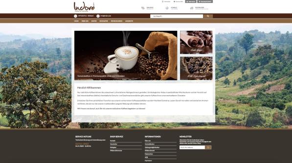 Photo of eCommerce – Neuer Online-Shop für Kaffee-Importeur aus Olpe