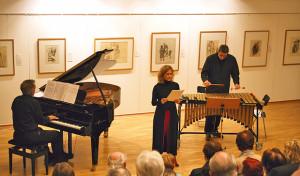 Konzertlesung auf Schloss Homburg
