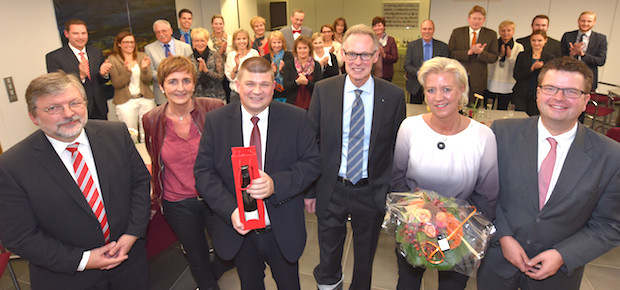 Photo of Sparkasse gratuliert zu Jubiläen