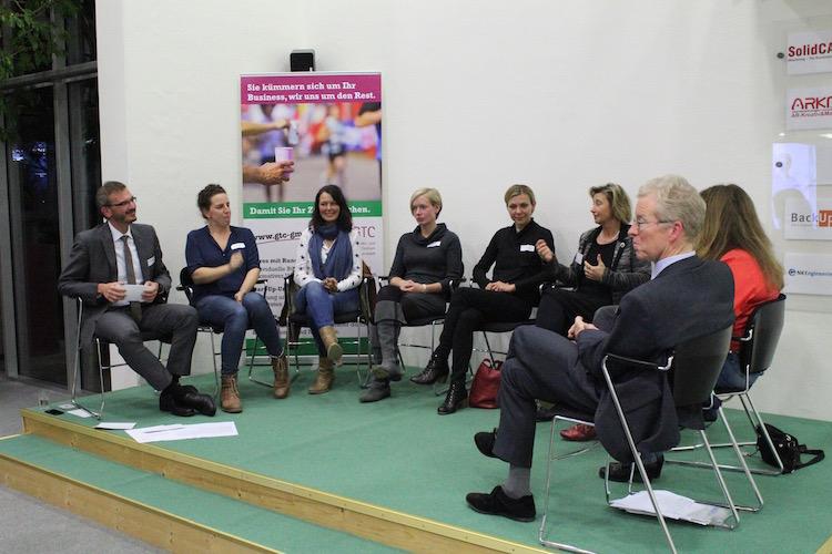 Photo of Chefinnen im Handwerk zu Gast im GTC