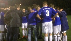 Pokalhalbfinale TV Herkenrath gegen FC Wiedenest-Othetal