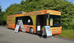 Energieberatungsmobil in Gummersbach
