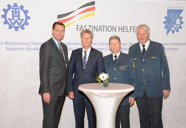 Photo of Flosbach diskutiert Flüchtlingskrise mit THW-Spitzen