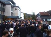 Gummersbach: Feueralarm während IHK Bestenehrung!