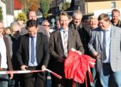 Weiershagener begehen Eröffnung der K 52 mit Straßenfest