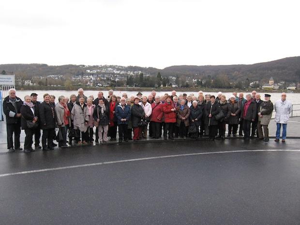 Photo of Kulturfahrt des Heimatvereins Bergneustadt an Rhein und Ahr