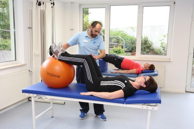 Die Deutsche Rentenversicherung bescheinigte der Dr. Becker Rhein-Sieg-Klinik insbesondere im Bereich Sport- und Bewegungstherapie eine hohe Qualität (Foto: Dr. Becker Klinikgesellschaft mbH & Co. KG).