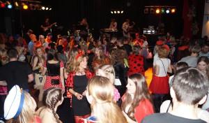Fotostrecke: Karnevalparty vom FC Wiedenest-Othetal