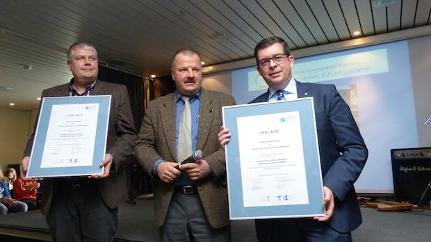 Photo of Gummersbach: KURS-Partnerschaft zwischen Realschule und Stadtverwaltung