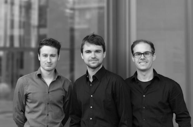 Von rechts nach links: Katzenberger, Schmal, Heiß - Foto: Shantala Vallentin