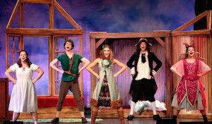 """Peter Pan – das Musical"" gastiert in Gummersbach"